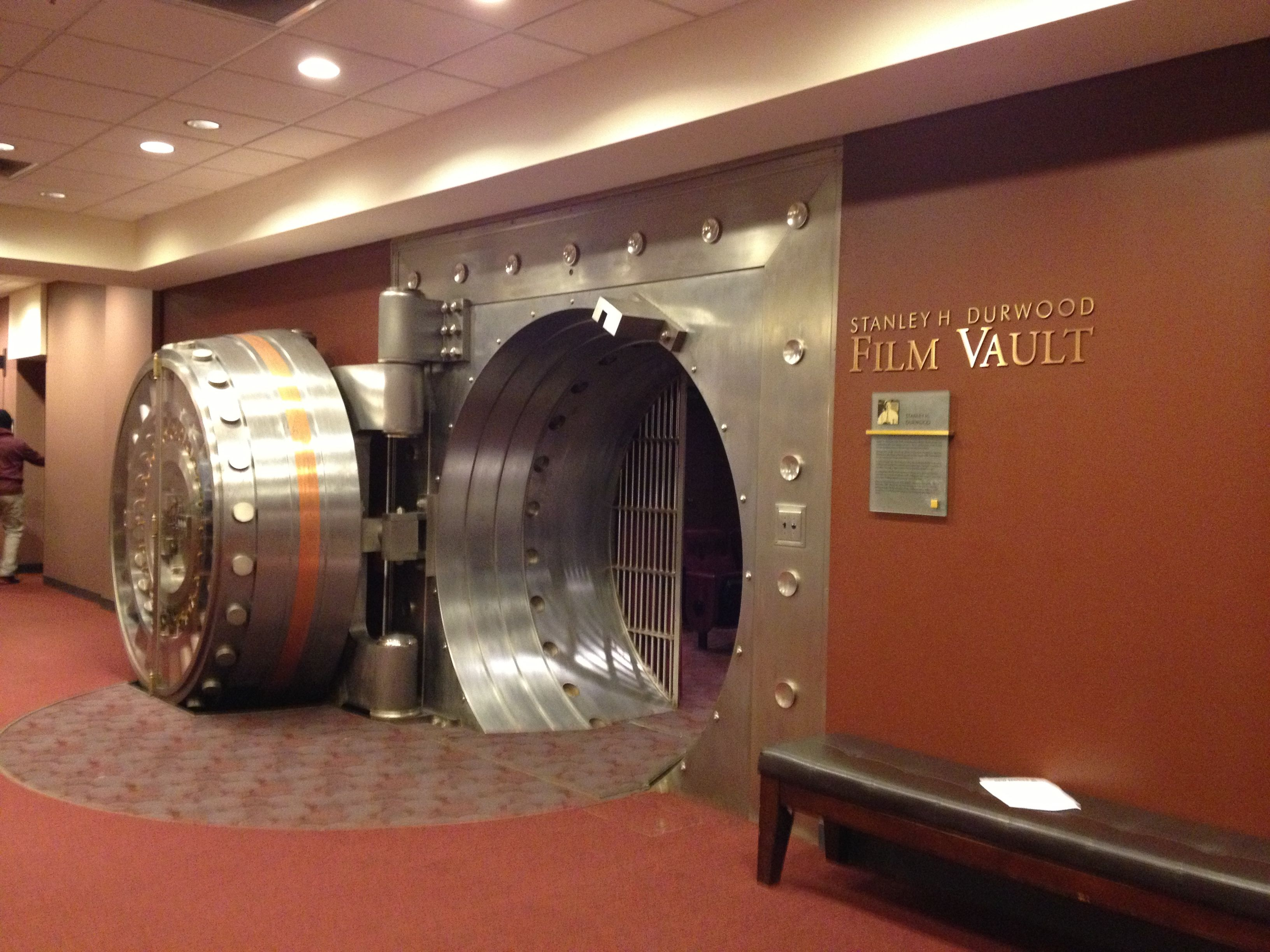 Stanley H Durwood Film Vault at KC Public Library Central Branch ...