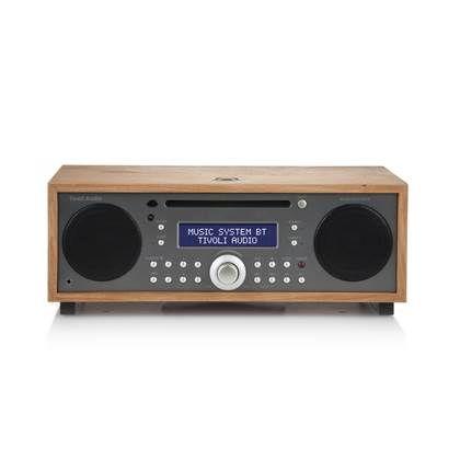 Tivoli Audio Music System+ HiFi Systeem #musicsystem