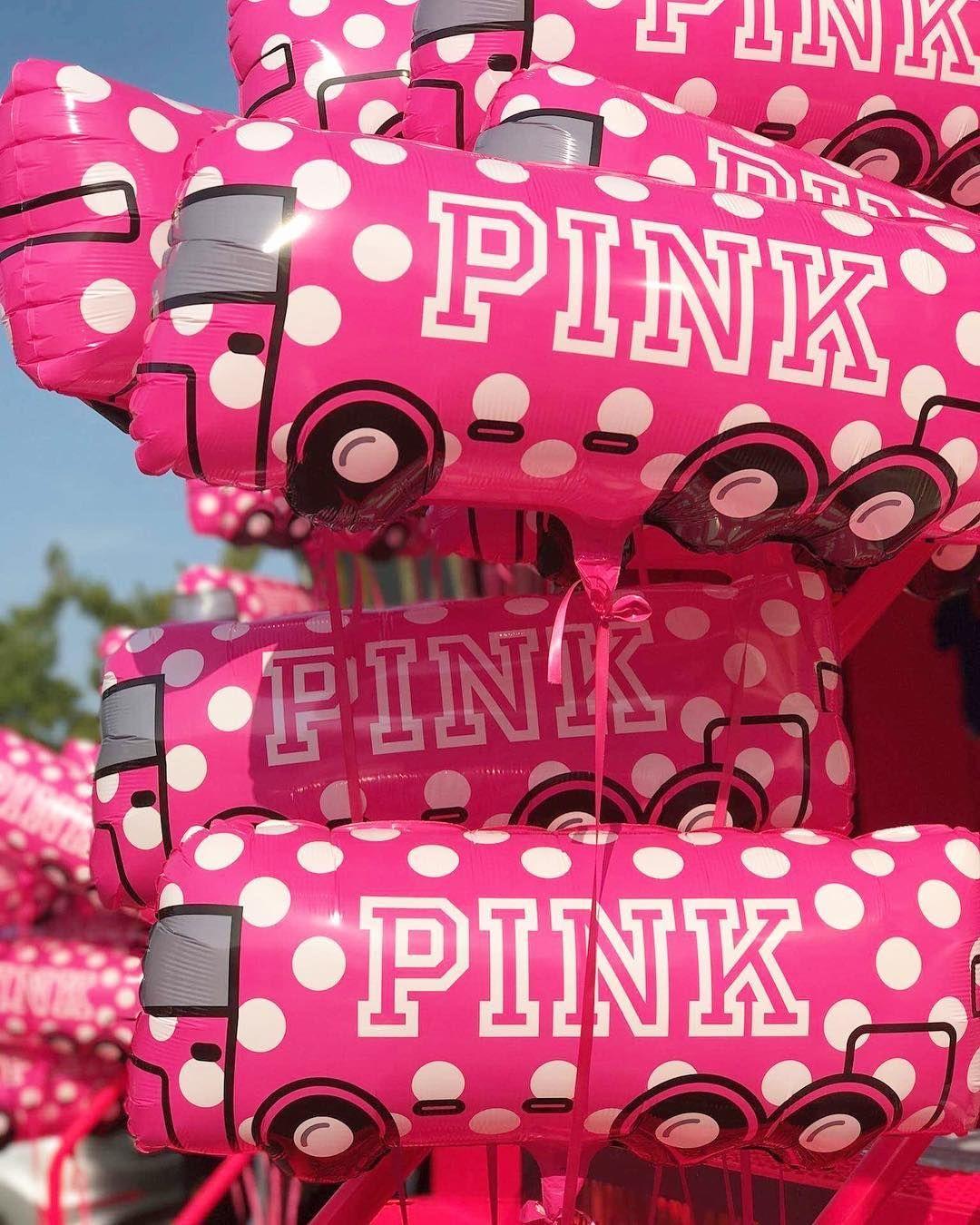 自動代替テキストはありません Pink Official Pink Vibes Victoria Secret
