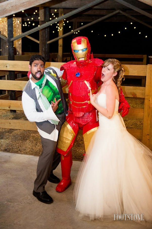Amazing & Elegant Superhero wedding at Santa Fe River Ranch - Footstone Photography