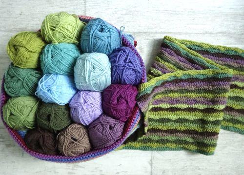 Attic24 Crochet Crochet Blanket Yarn
