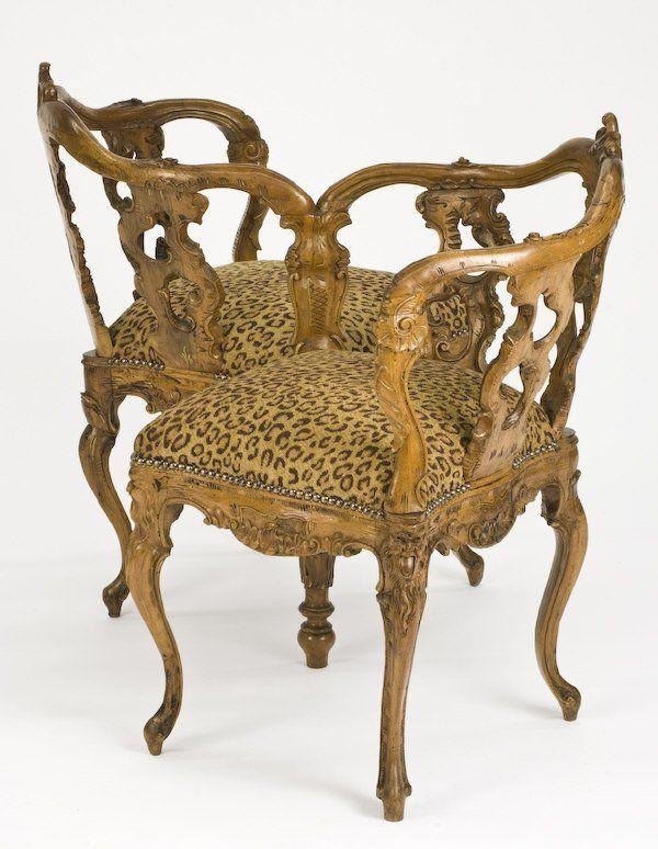 Design Dictionary Tete A Tete Elegant Chair Victorian