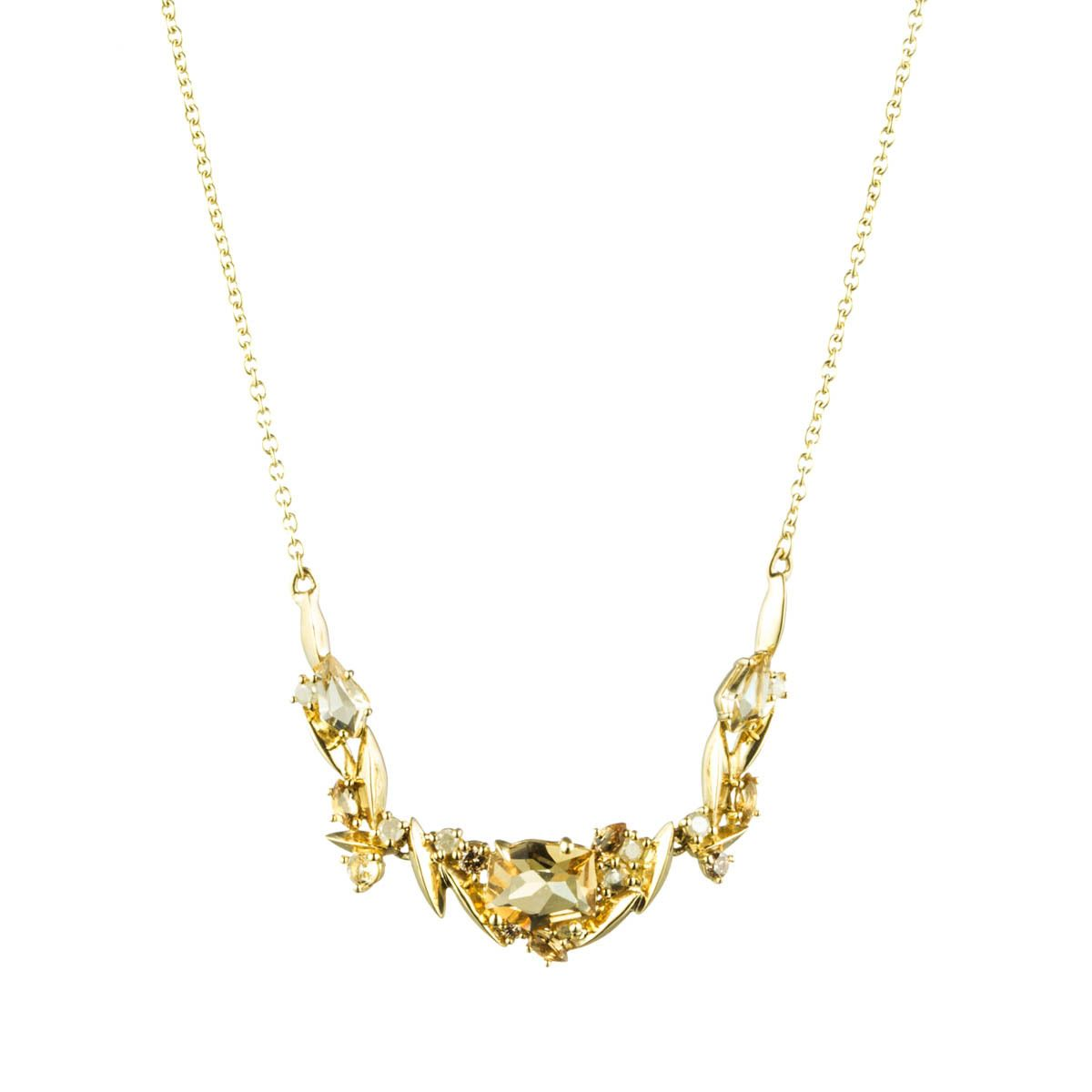 women p bittar necklace with gold alexis pendant txncbggnsi