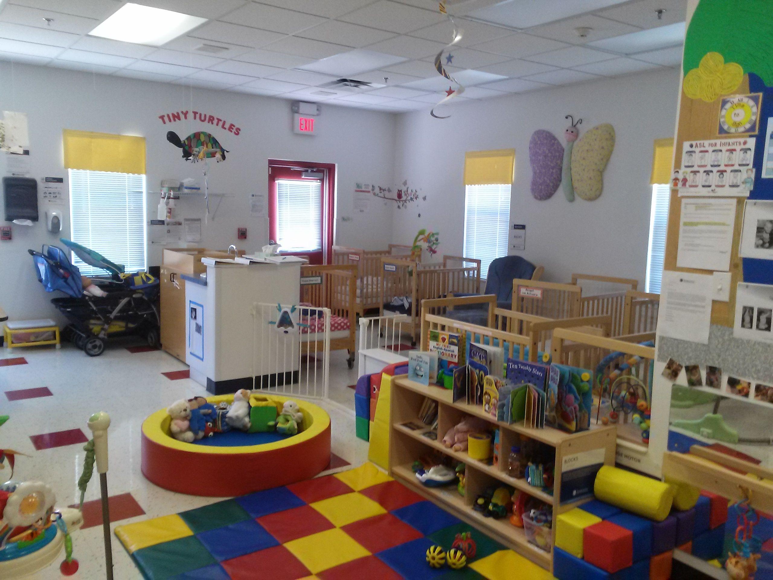 Infant Room Layout Infant Room Daycare Daycare Rooms
