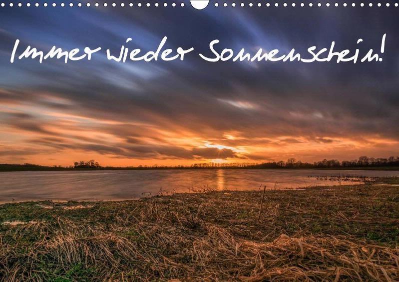 Immer wieder Sonnenschein - CALVENDO Kalender von André Köhn