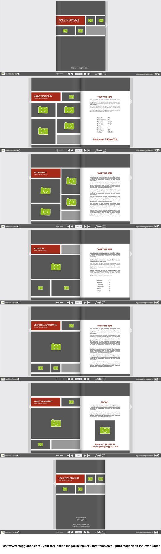 Crea gratis tu cartel para inmobiliaria online e imprímelo a buen ...