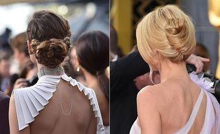 Peinados de Oscar: los beauty look de la red carpet