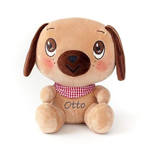 Safaya Stuffed Puppy For Girls And Boys Soft Squishable Cute