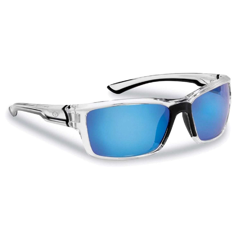 617e05f5ac Flying Fisherman Cove Crystal w-Smoke Blue Mirror Sunglasses ...