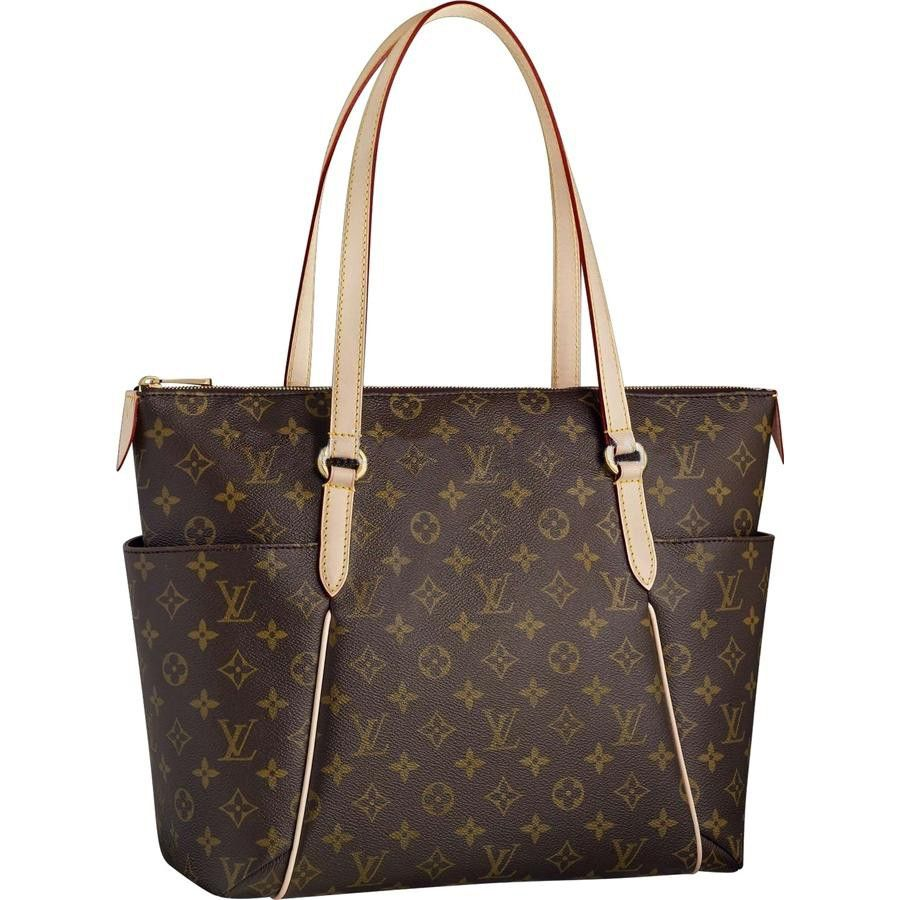 6c03c89ae3e8 Louis Vuitton Totally MM Monogram Canvas M56689 My new birthday present!!!