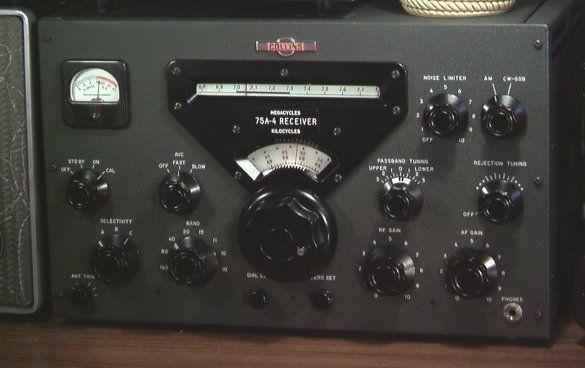 radio Vintage amateur
