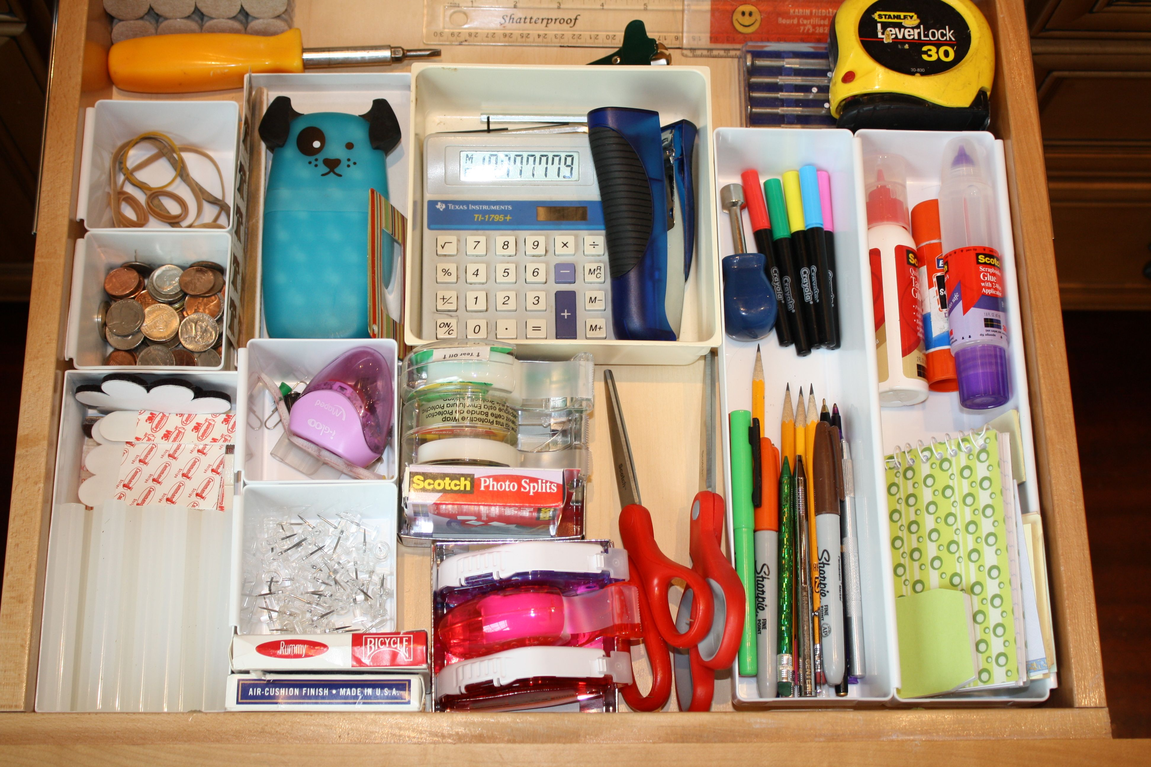 Junk Drawer Makeover Get Organized With These Quick Tips To Get That Messy Junk Drawer