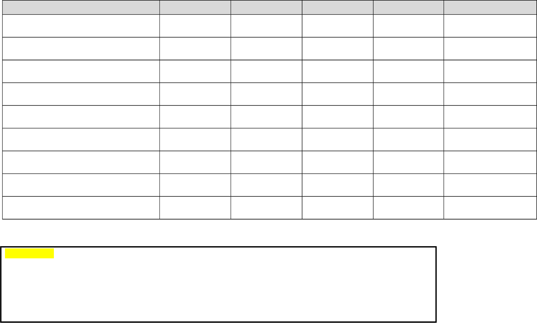 Image Result For Free Blank Chart Templates