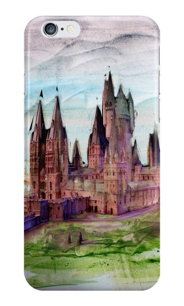 Hogwarts by Lightrace
