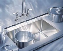 Franke Professional Series PSX1103012  Kitchen sink for the bathroom