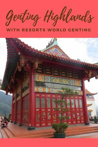 Top things to do in Genting Highlands in Malaysia.