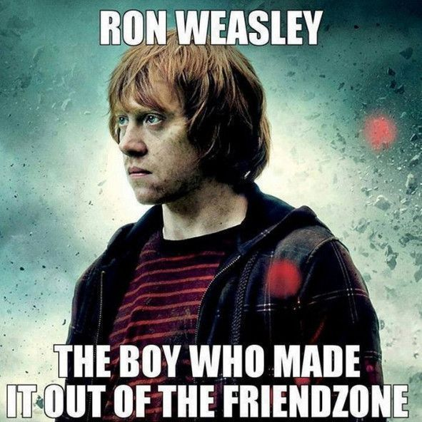 Harry Potter Memes Only A True Potterhead Can Understand Part 2 Ron Weasley Harry Potter Harry Potter Love