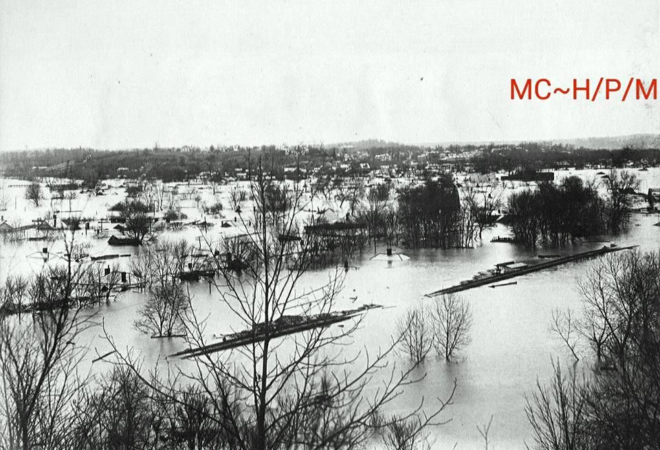 Zanesville 1913 Flood Zanesville Outdoor Hometown