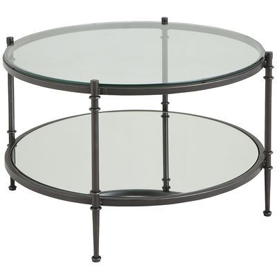 Clara Coffee Table By Pier One For The Reading Arrangement