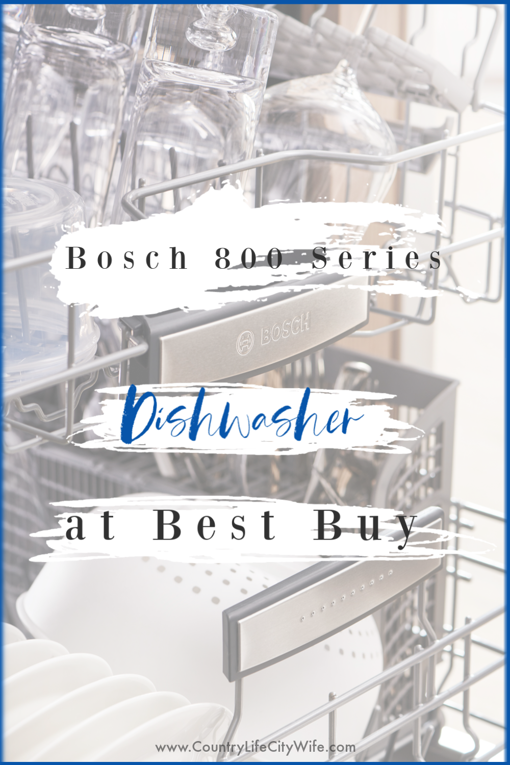 Best Buy Bosch 800 Series Dishwasher Review And Product Information Cool Things To Buy Dishwasher Reviews Dishwasher