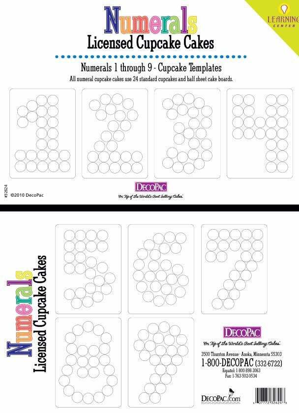 Pull apart cakes number shapes Baking Pinterest Pull apart - half sheet template
