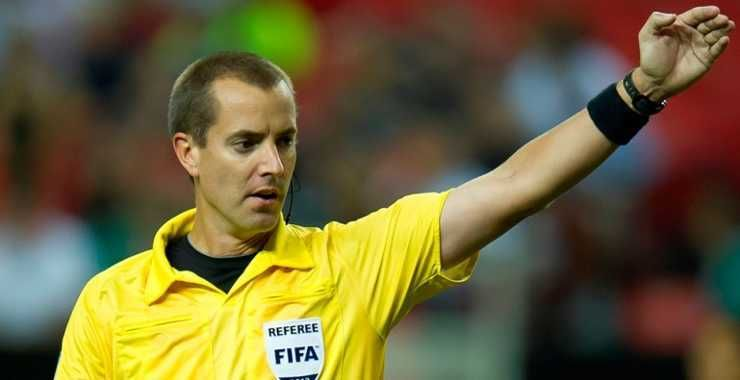 Referee Mark Geiger Ready For The World Cup Http Www Nasl Com Article Uuid Rbuu9k5lf54k1loit4v4xxhvm Referee Top Soccer Referee North American Soccer League