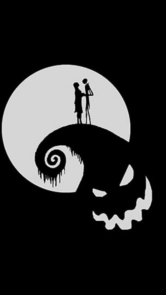 Jack And Sally Spiral Hill Nightmare Before Christmas♡ In 40 Awesome Jack And Sally Pumpkin Patterns For Free