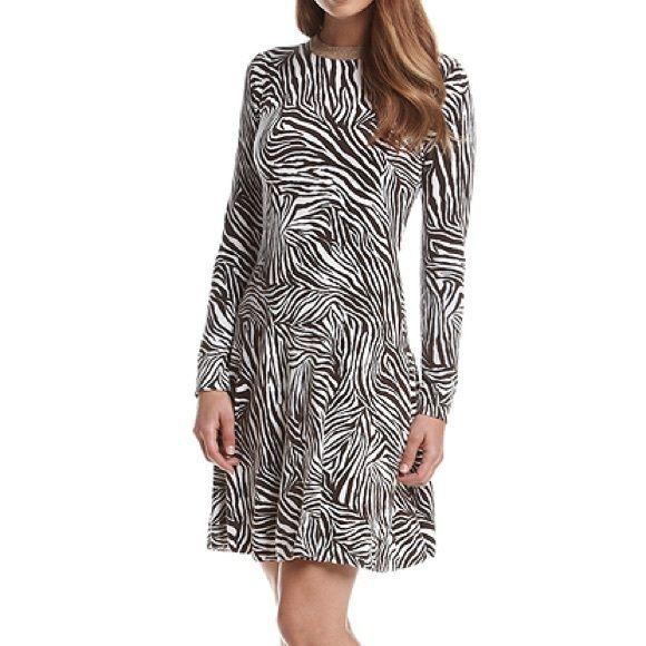BUNDLES - Michael Kors Brown Sweater Dress