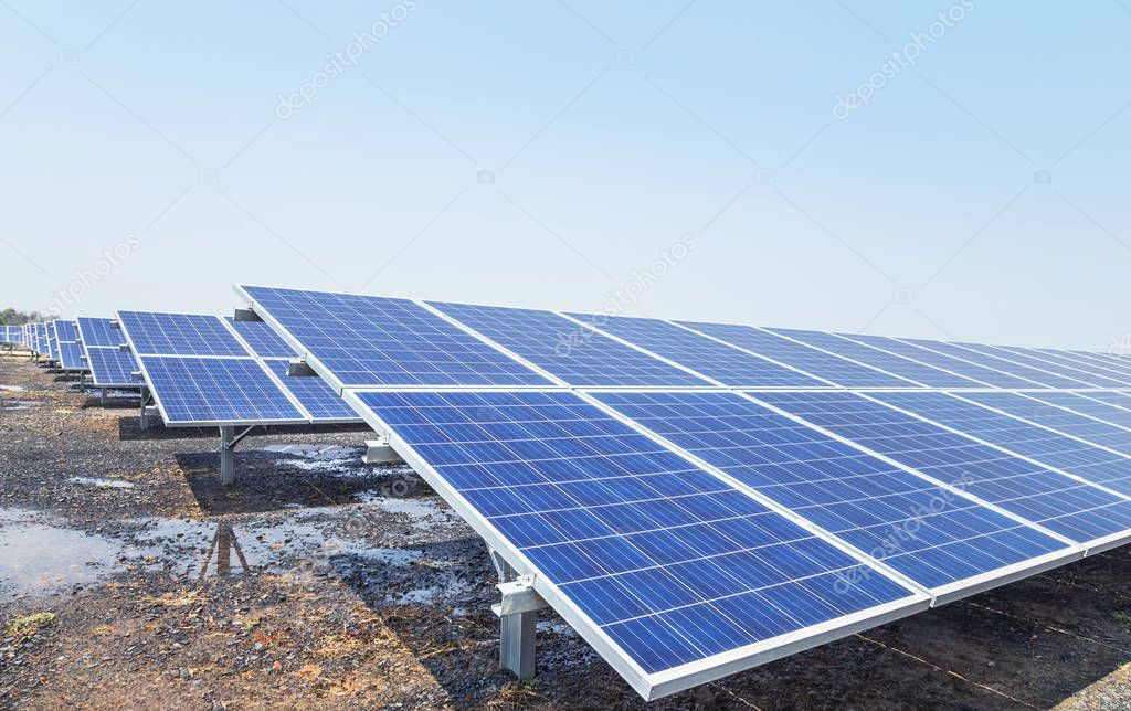 Solar Panels Solar Cells Photovoltaics Solar Power Station Power Production Solar Panels Solar Solar Technology