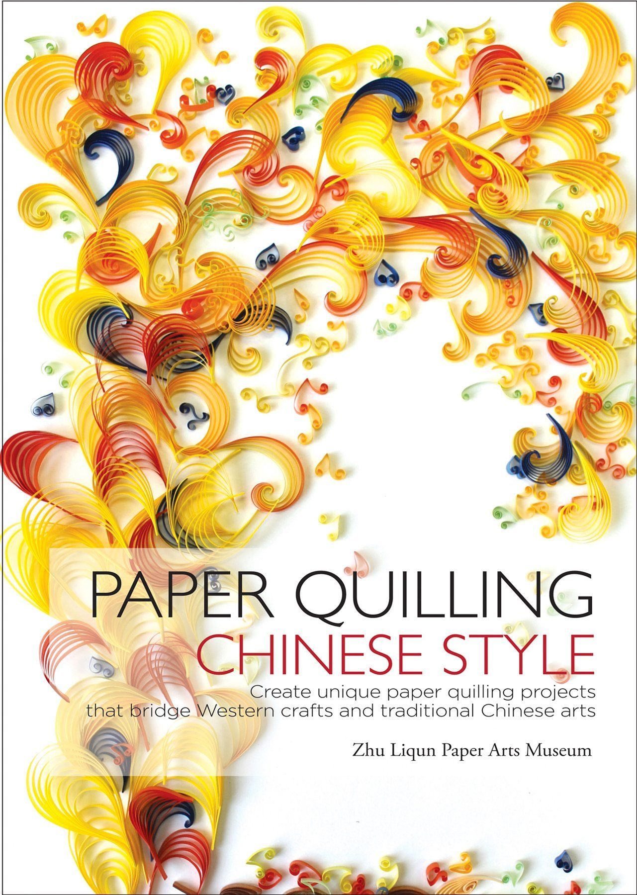Amazon Fr Paper Quilling Chinese Style Create Unique