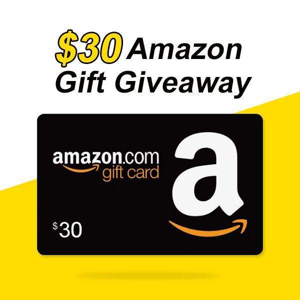 Amazon gift card giveaway uk