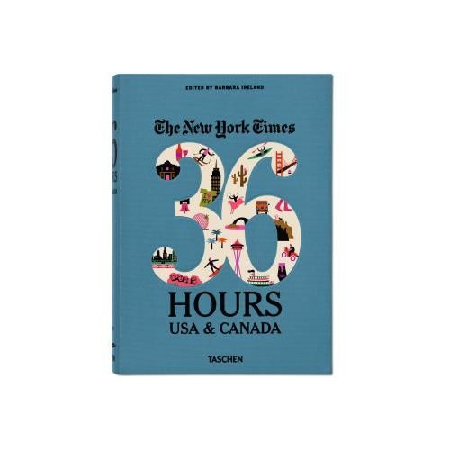 The New York Times 36 hours - USA canada