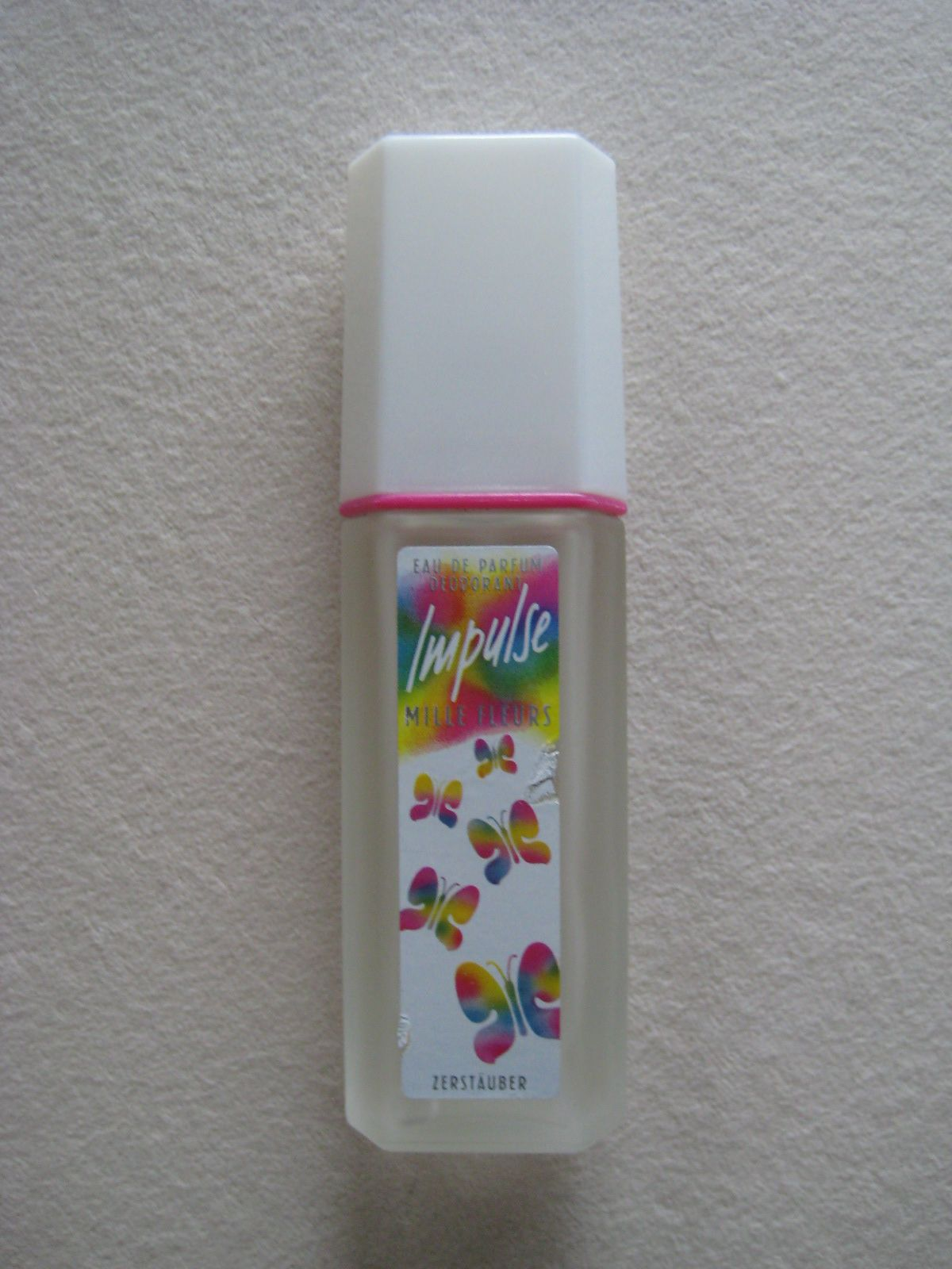 Photo of Impulse Perfume Deodorant Thousand Flowers – Deo 80er Jahre