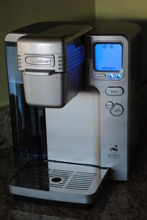 How To Fix A Cuisinart Ss700 Single Serve Coffee Maker Single