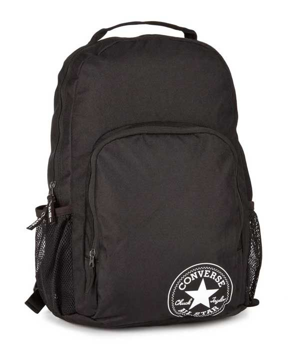 8bdd39b5ce Converse All In Backpack - Jet Black | New Season Converse backpacks ...