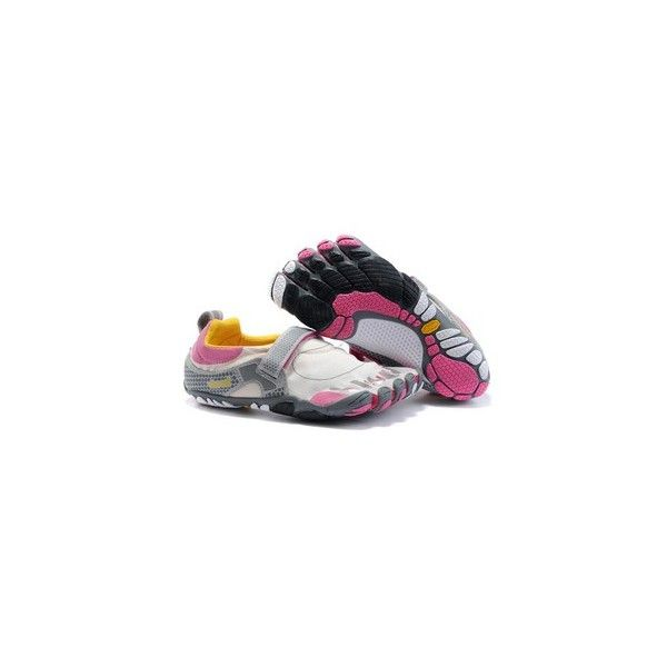 on sale f8cac 4622f Vibram FiveFingers, FiveFingers Bikila footwear - Pink White