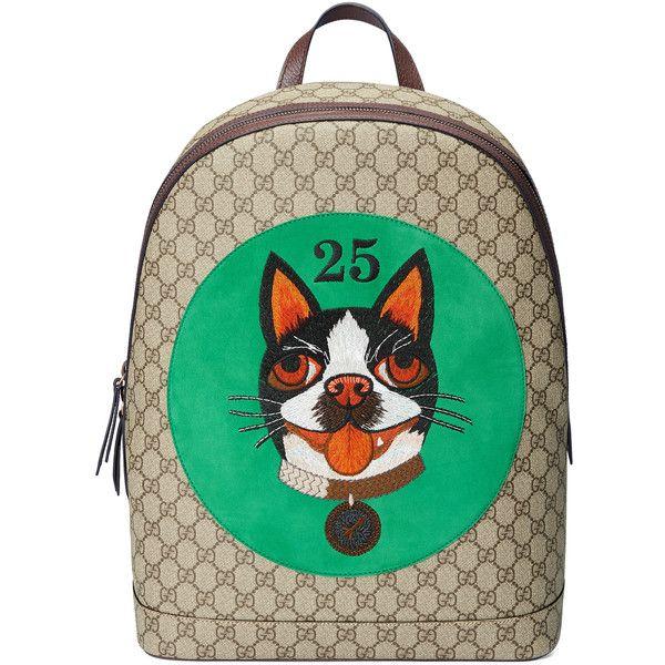 Gucci Gg Supreme Bosco Backpack ( 1 eed692d30154e