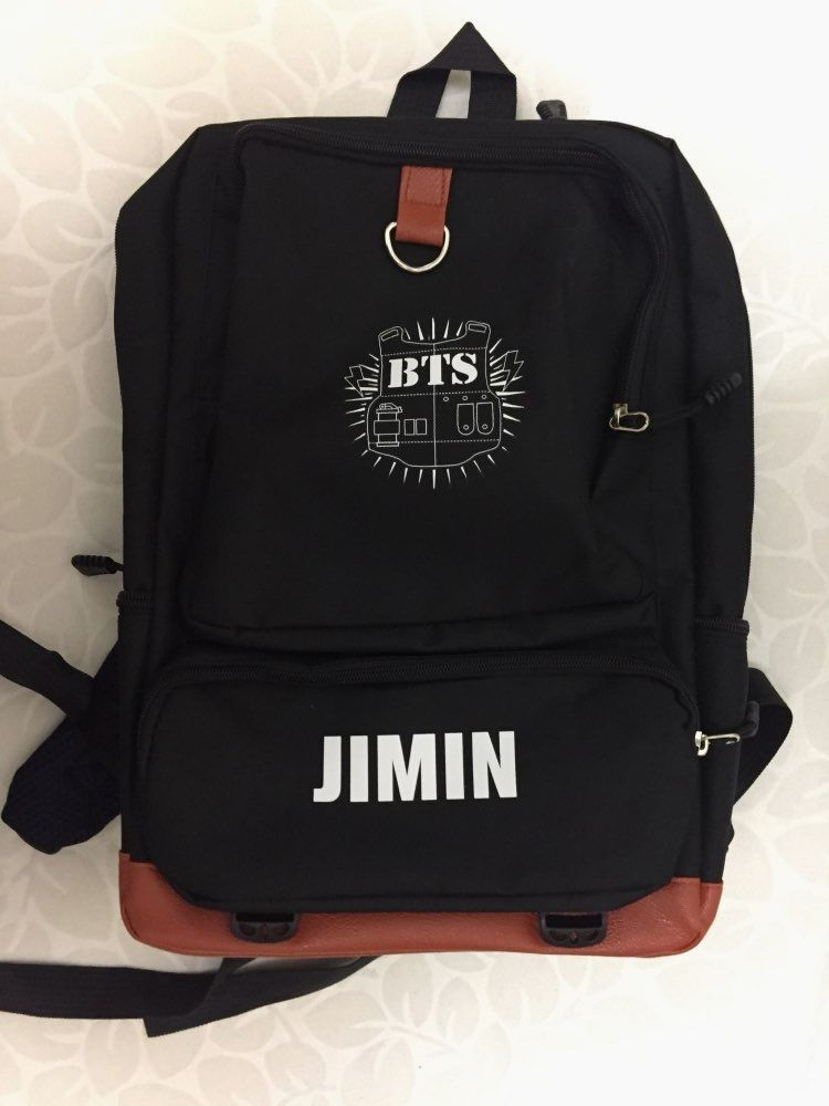 Monsta X Got 7 Seventeen Twice Black Backpack Bag Bookbag Travel Laptop Bag Teenager Schoolbag Book Bag Cosplay Xmas Gift Backpacks