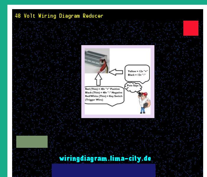 Großzügig 2002 Clubwagen Schaltplan 48 Volt Zeitgenössisch - Der ...