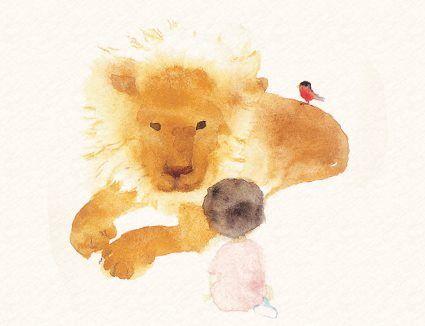 Chihiro Iwasaki Illustration Animal Illustration Art