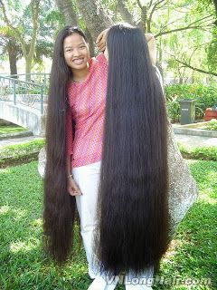 long haired women hall of fame very long hair lamwhite