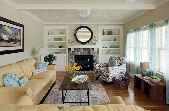 Recent Media And Comments In Family Room Modern Furniture Home Designs Decoration Ideas Long Living Room Long Living Room Layout Rectangular Living Rooms