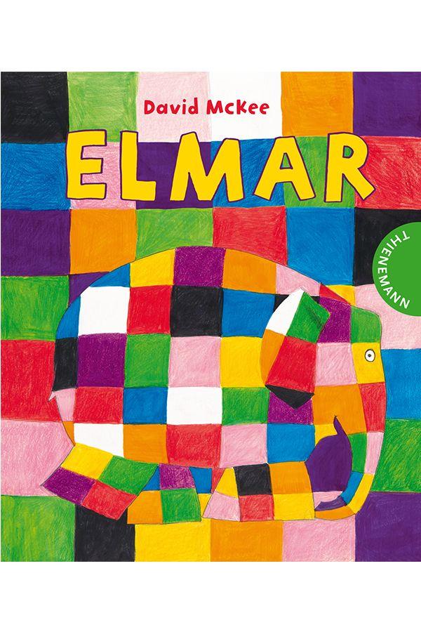 elmar elefant bunt kinderbuch klassiker davidmckee