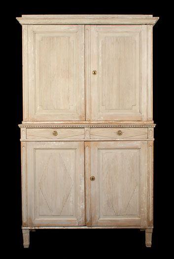 lief -#364 Swedish Gustavian Cabinet