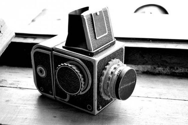 Construye tu propia cámara estenopeica