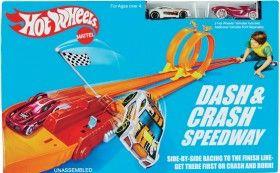 Hot+Wheels+Retro+Dash+&+Crash+Speedway