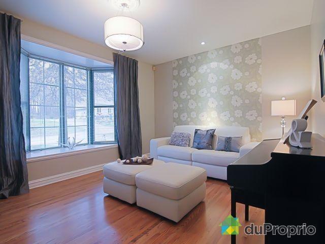 Maison a vendre Granby, 649, rue Gauvin, immobilier Québec | DuProprio
