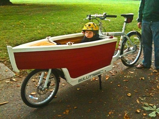 Totcycle Family Biking Cargo Bike Bullitt Cargo Bike Cargo Bike Kids