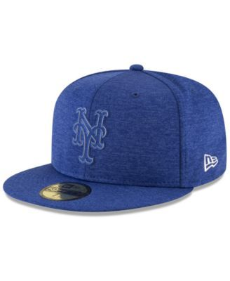 quality design d1bf5 1872b New Era New York Mets Clubhouse 59Fifty Fitted Cap - Blue 7 1 4