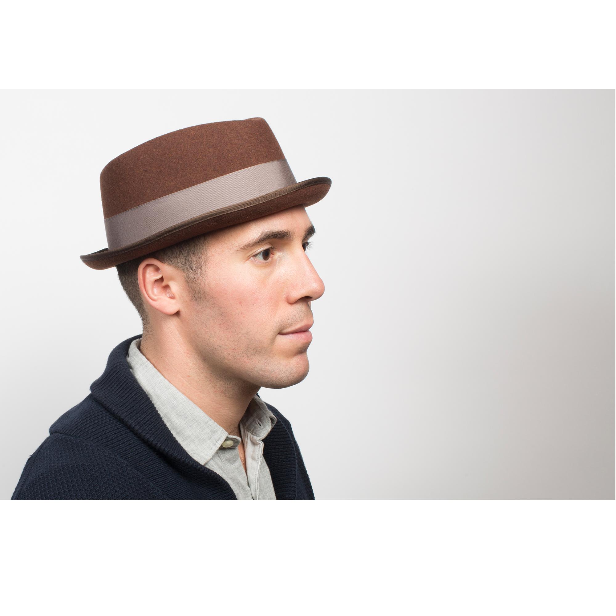 Goorin Slick Carter Fedora Hat In Mustard Size Large Goorin Carters Fedora Hat